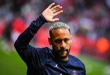 """PSG klubas šią vasarą atmetė """"Barcelonos"""" pasiūlymą už Neymarą"""