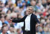 """J.Mourinho išjuokė """"Barcelona"""" mentalitetą: """"Paskutinis įvartis viską geriausiai apibūdina"""""""