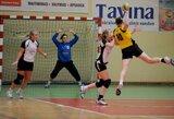Lietuvos moterų rankinio lygoje – antroji čempionių pergalė