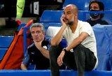 """P.Guardiola: """"Pergalė Anglijos taurėje bus puiki repeticija prieš mūšį su """"Real"""""""