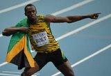 """U.Boltas: """"Pagrindinis kito sezono tikslas – išvengti traumų"""""""