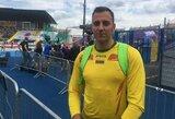 Europos iki 23 metų čempionatą Lietuvos lengvaatlečiai baigė užimdami devintąsias vietas