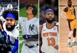 """TOP-50: """"Forbes"""" paskelbė atnaujintą vertingiausių sporto komandų pasaulyje sąrašą"""