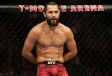 Istorija apie J.Masvidalį: kaip ispaniško realybės šou dalyvis buvo kišamas po ratais, tačiau tapo UFC žvaigžde