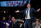 L.Waltonas be darbo ilgai nebuvo: rado naują NBA komandą