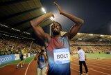 """U.Boltas pergalingai baigė """"Deimantinės lygos"""" varžybas"""