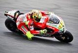 """""""Ducati"""": """"Stengiamės padėti V.Rossi grįžti atgal į pergalių kelią"""""""