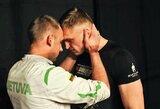 Naujas profesionalių kovų turnyras Vilniuje žada kraują stingdančias kovas
