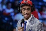 NBA paskelbė 10 geriausių vasaros lygos dėjimų ir epizodų