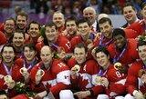 Paaiškėjo olimpinio vyrų ledo ritulio turnyro grupės