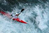 Pasaulio baidarių ir kanojų slalomo taurės etape Čekijoje startavo 3 Lietuvos atstovai