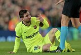 Pamatykite: Ibizoje viešintis L.Messi įsivėlė į muštynes