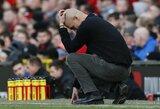 """Susivienijo: stipriausi Anglijos klubai pateikė nemalonią staigmeną """"Man City"""""""