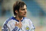 """Baltarusijos futbolininkų kasdienybė: """"Geriame kažkokias piliules, statomės lašelines"""""""