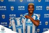 """Oficialu: """"Huddersfield"""" už rekordinę sumą įsigijo dar vieną puolėją, """"Real"""" gynėjas išvyko į Vokietiją"""