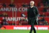 """Ronaldo: """"J.Mourinho yra ypatingas, nekritikuokite jo"""""""