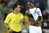 """M.Balotelli: """"Pasaulio čempionatas – ideali vieta įsitvirtinti save tarp geriausių pasaulio puolėjų"""""""