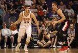 """""""Bucks"""" papildė NBA nuvylęs kroatas"""
