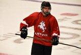 Ledo ritulininkas D.Mukovozas jaunimo olimpiadoje užėmė 6-ą vietą