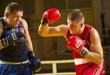 E.Skurdelis ir M.Valavičius pergalingai pradėjo bokso turnyrą Vengrijoje