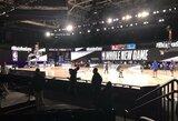 A.Davisą sužavėjo NBA arena Orlando burbule