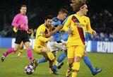 Pamatykite: gražiausio Čempionų lygos vakaro epizodo autorius – L.Messi