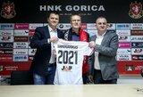 Oficialu: V.Dambrauskas sudarė sutartį su aukščiausios Kroatijos lygos klubu