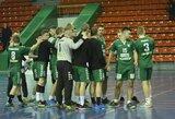 """""""Granito-Kario"""" rankininkai Baltijos lygos ketvirtfinalyje metė rimtą iššūkį ukrainiečiams"""