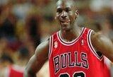 M.Jordano sportiniai bateliai parduoti už daugiau nei 100 tūkst. JAV dolerių