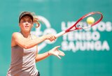 J.Mikulskytė atsirevanšavo buvusiai jaunių teniso žvaigždei