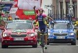"""G.Bagdonas tryliktąjį """"Vuelta a Espana"""" dviračių lenktynių etapą baigė 25-as"""