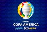"""Oficialu: """"Copa America"""" turnyras taip pat nukeltas vieneriems metams"""