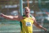 A.Gudžius iškovojo pergalę Vilniuje, R.Pacevičius pasiekė geriausią Lietuvos sezono rezultatą