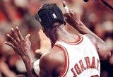 M.Jordanui suėjo 55 metai: 23 įdomiausi krepšininko karjeros faktai