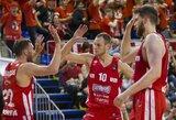 """""""Juventus"""" pateikė paraišką žaisti FIBA Čempionų lygoje"""