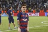 FIFA 16 žaidime didžiausią reitingą turės L.Messi