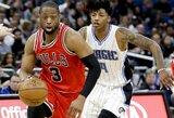 """D.Wade'ą susigrąžinti norinti """"Heat"""" išdėstė savo sąlygas"""