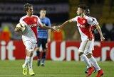 """S.El Shaarawy neleido """"Monaco"""" klubui pralaimėti prieš """"Tottenham"""" (+ kiti rezultatai)"""