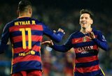 """""""Barcelona"""" vs. """"Atletico"""": scenarijų diktuos katalonai?"""