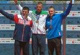 Kanojininkai H.Žustautas ir V.Korobovas – pasaulio jaunimo ir jaunių čempionai!