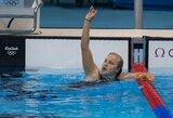 Pasižymėkite: aiškūs rugpjūčio 8-os dienos Lietuvos atletų startų laikai olimpiadoje