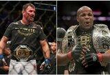 S.Miočičius ar D.Cormier? M.Bukauskas ir kitos MMA žvaigždės pateikė savo prognozes