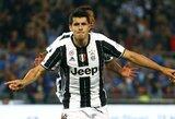 """""""Juventus"""" triumfavo Italijos taurėje ir užfiksavo unikalų pasiekimą"""