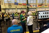 Rekordą pagerinusi Gabrielė Rankelytė ir K.Belevičius skynė medalius šaudymo varžybose Lenkijoje