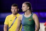 Taline startavo pasaulio jaunimo imtynių čempionatas