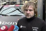 S.Rozwadowskis į Dakaro ralį nevyks, B.Vanago akiratyje – 3 nauji šturmanai