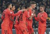 PSG vietiniame čempionate iškovojo triuškinamą pergalę