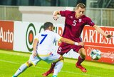 Tautų lyga: Latvija nesugebėjo įveikti nykštukinės Andoros
