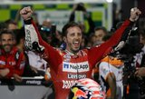 """Įspūdingas """"MotoGP"""" sezono atidarymas: lyderis pasikeitė paskutiniame posūkyje"""