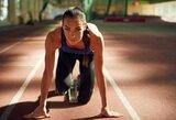 Triskart olimpietė R.Drazdauskaitė – apie Lietuvos vardan baigtus maratonus ir pergales ant dviračio